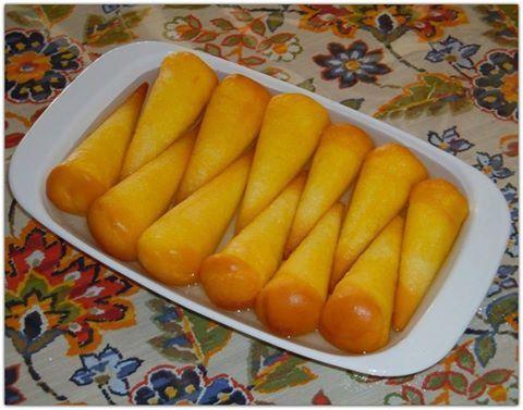 Este es uno de los mejores dulces que he comido en Cuba.. LOS CAPUCHINOS, UN DULCE PARA CHUPARSE LOS DEDOS