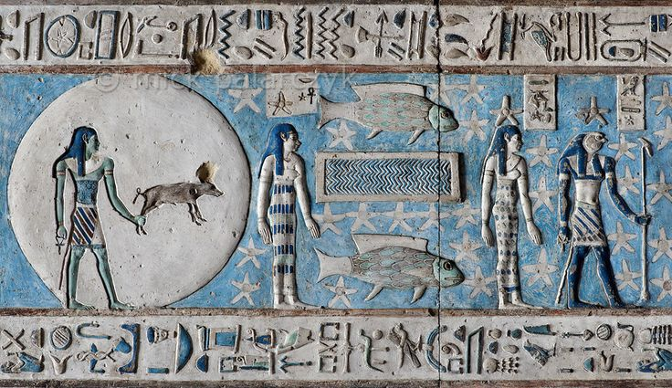 Il tempio di Hator, innalzato in onore dell'omonima dea dell'amore e della guarigione, è uno degli edifici meglio conservati dell'antico Egitto.