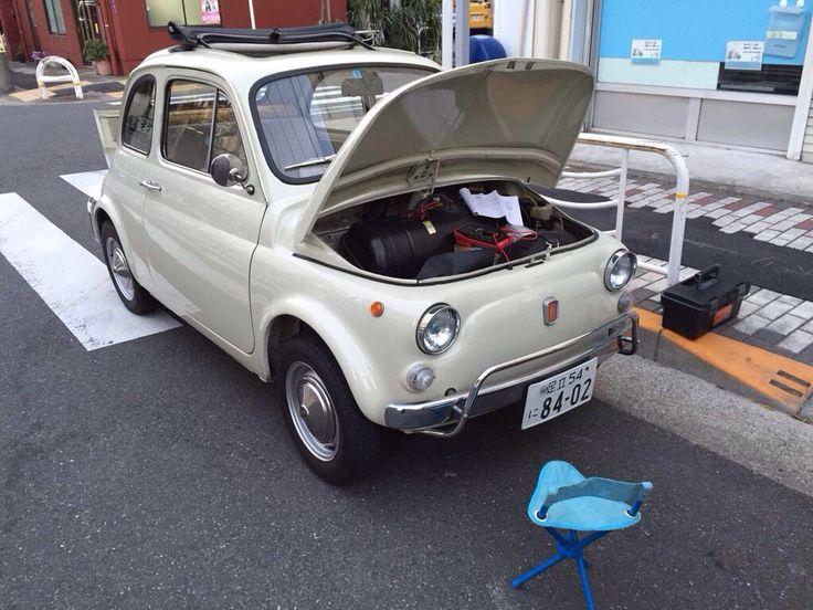 Old fiat 500 | Fiat 500 | Pinterest | Fiat 500 and Fiat
