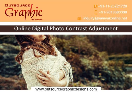 Online digital photo contrast adjustment services are the most effective ways to make the photo better and engage the viewer better.  Our technical experience and depth knowledge can help you to deliver the quality services in the affordable rates. Our team can provide you the cost effective solutions as per your requirements.