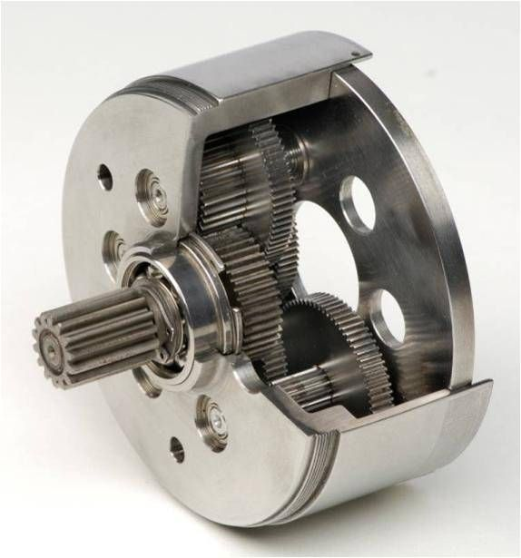 compound planetary gear train - Google Search