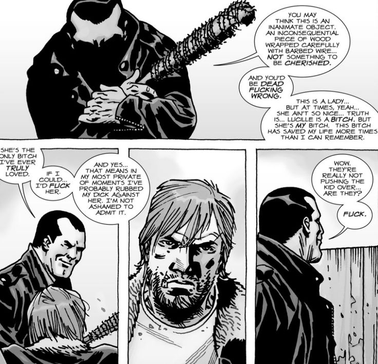 The Walking Dead: Thanks to the fourth installment in the 12-part comic series focussing on Negan's backstory titled Here's Negan, we now finally know exactly why he picked that name, and to be honest, the reason might break your heart.