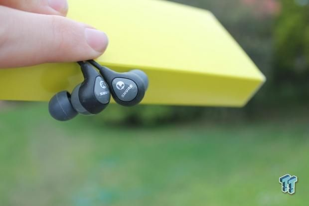 Shure SE112m+ Sound Isolating In-Ear Headset with Remote + Mic Review 05 | TweakTown.com