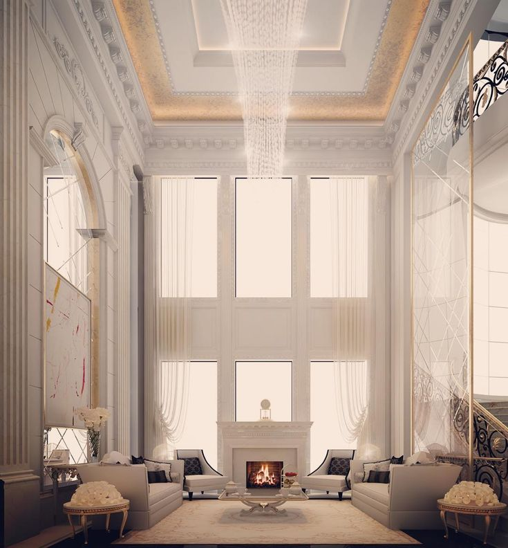 Fireplace Lounge by IONS DESIGN 55 best