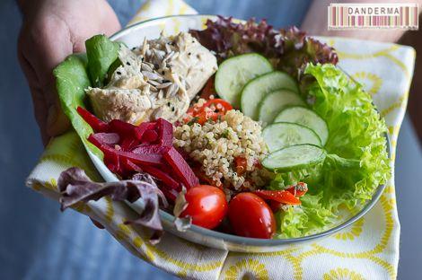 Imitating Pret a Manger's Superfood Salad