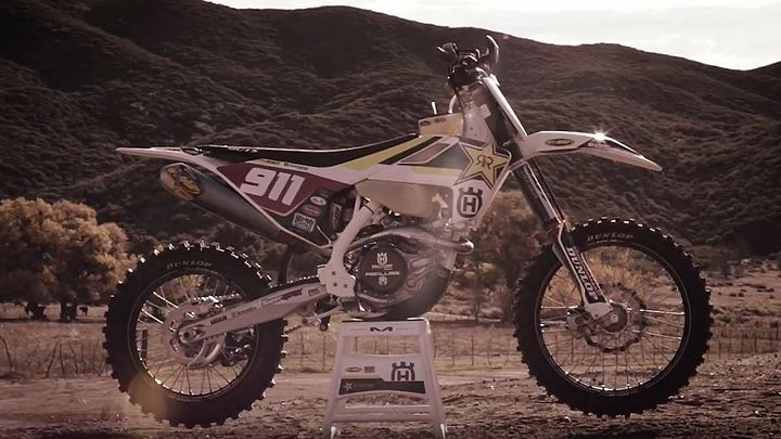 Check out Husqvarna's new video with Rockstar Energy off-road team stars Josh Strang, Jacob Argubright and Thad Duvall.