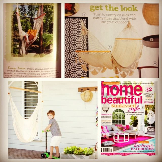 Home Beautiful - get the look