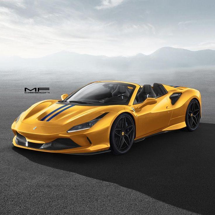 Ferrari F8 Spider Doors in 2020 Ferrari, Ferrari