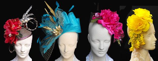 how to make hats for melbourne cup day