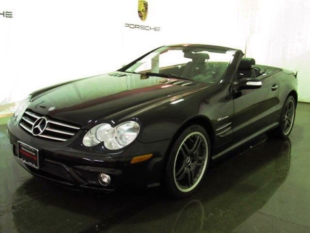 Pre-Owned 2008 Mercedes-Benz SL-Class SL65 AMG