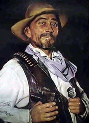 Ken Curtis as Festus on Gunsmoke
