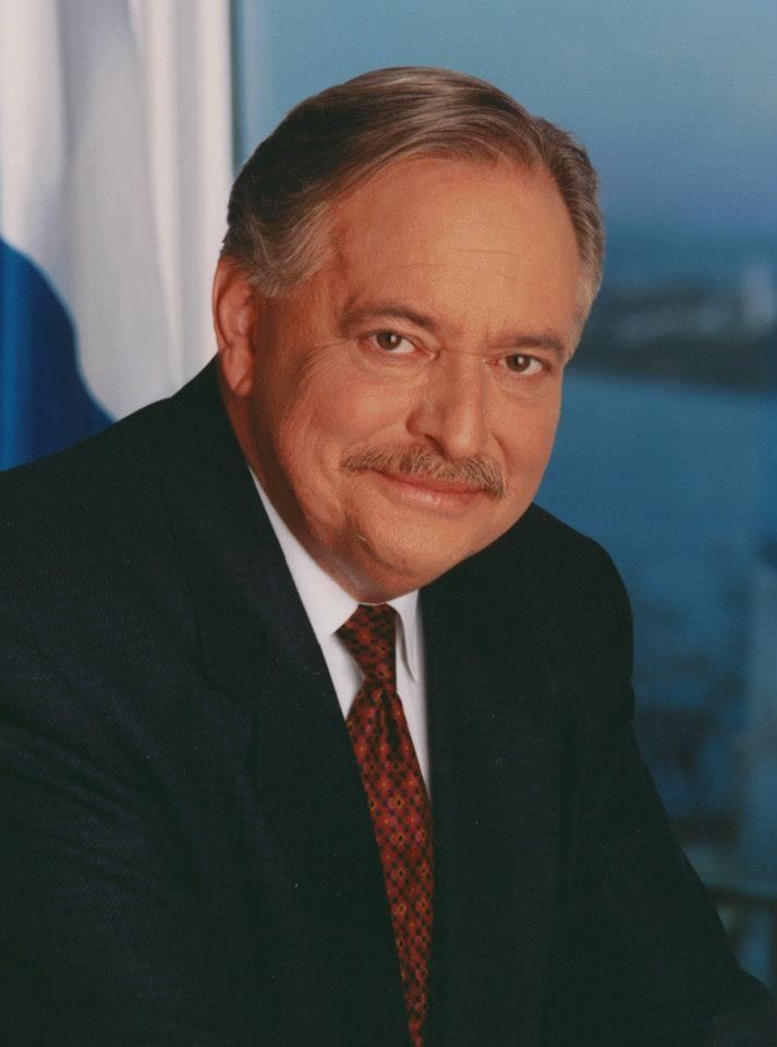 L'indépendantiste Jacques Parizeau qui fut premier ministre du Québec de septembre 1994 à janvier 1996.