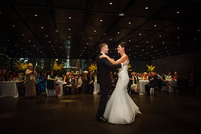 Wedding – Bill + Rebecca {Persimmon, NGV, Melbourne}
