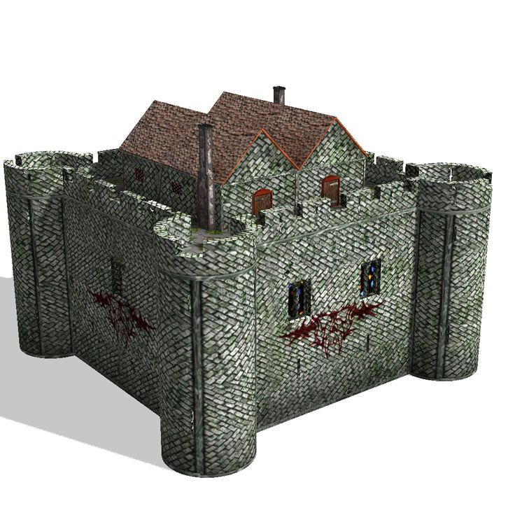 Texturizado Castillo