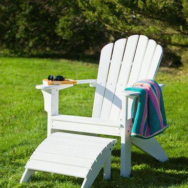 adirondack chair white - Google zoeken