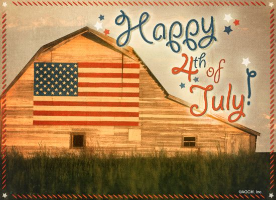 Pickup your Happy 4th ecard at American Greetings