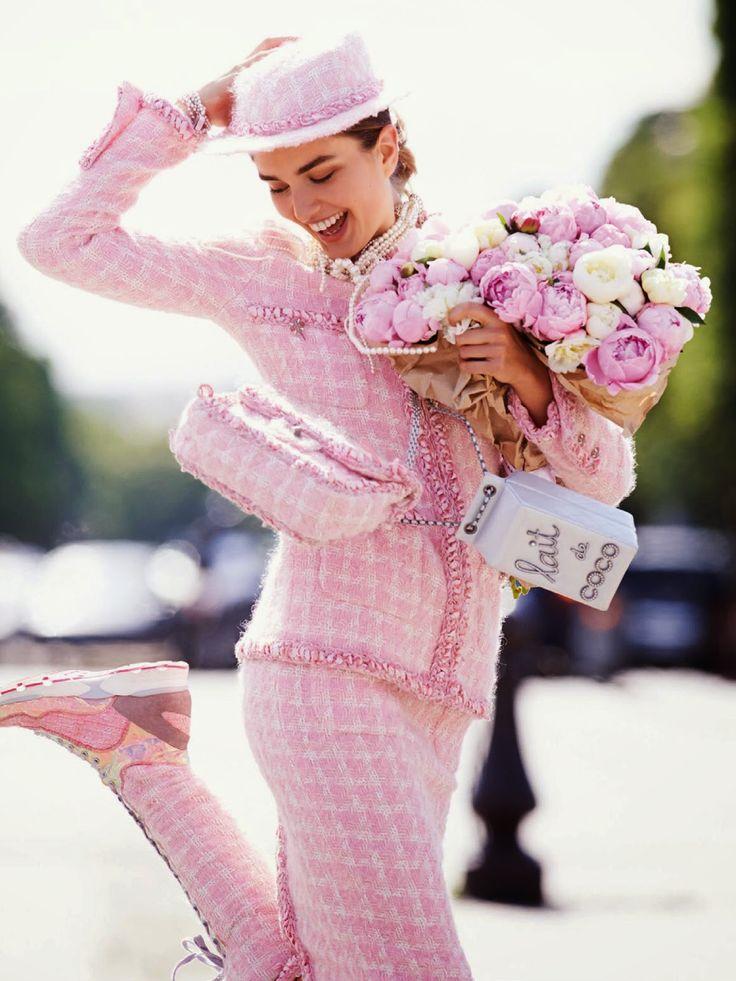 Vogue Paris by Gilles Bensimon, September 2014   The Modern Duchess