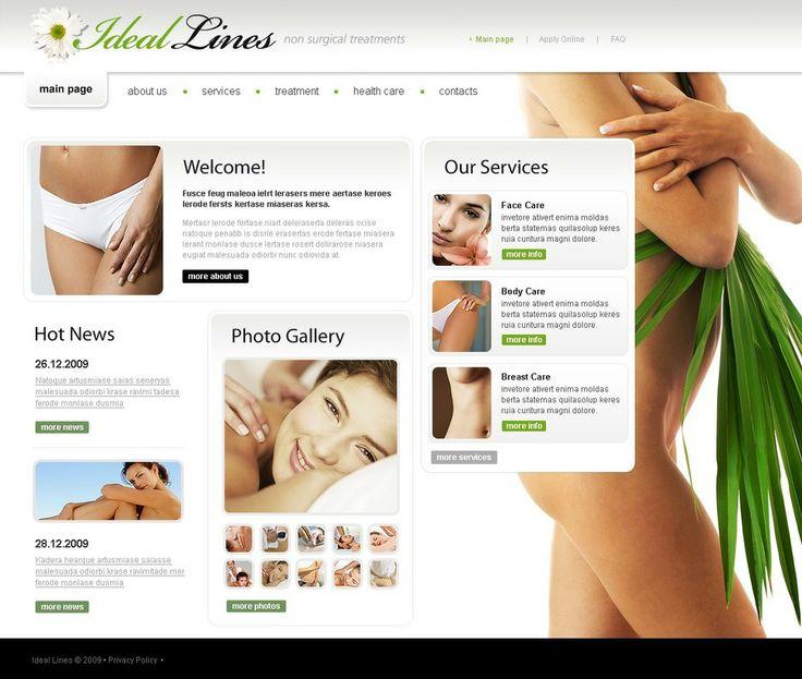 Check out our new beauty stuff. www.titantemplates.com/en/category/beauty