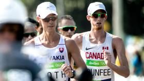 Canada has an Olympic bronze medallist in race walking with Evan Dunfee reeling in the medal following an appeal against...