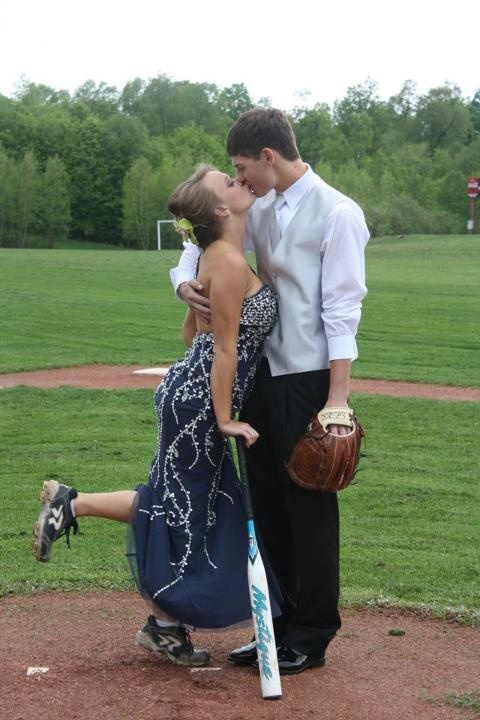 Softball Prom