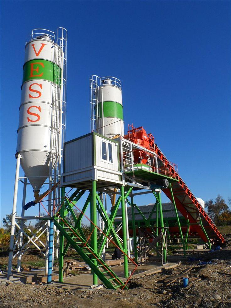 Производства бетона на заводе – залог того, что такие параметры как температура и влажность компонентов будут приведены к норме...