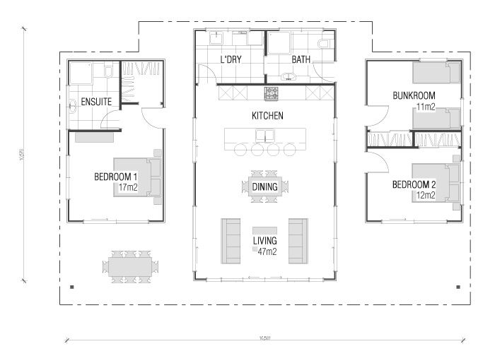 Beach house floor plans new zealand thefloors co for Coastal home designs nz