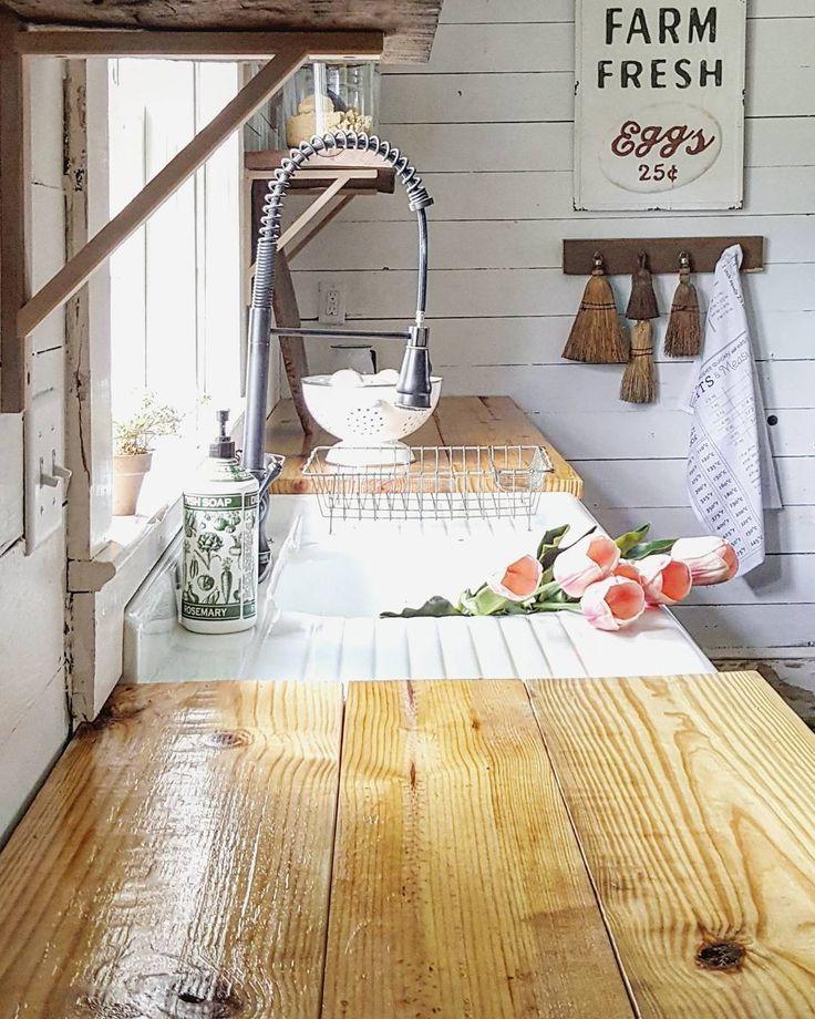 25+ best Cottage kitchens ideas on Pinterest | White ...
