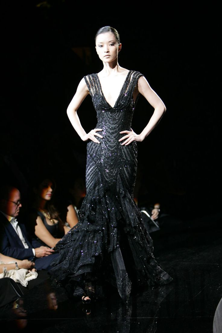Elie Saab Fall-winter 2007-2008 - Couture -