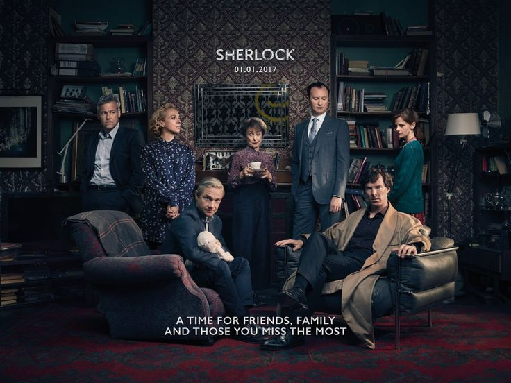 I has a question. where can I go to watch the Sherlock season premiere tomorrow. also what time is it on?
