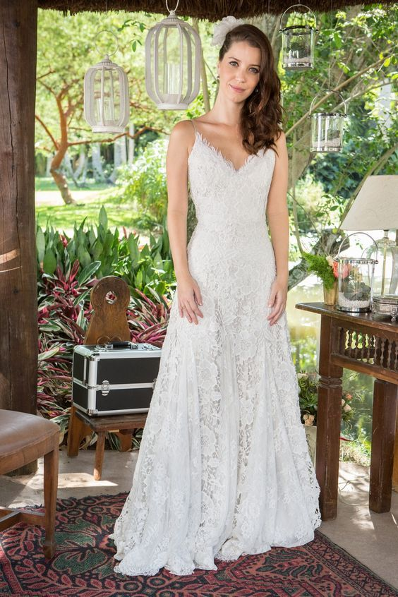 Júlia na novela Rock Story - vestido de noiva da estilista Julia Pak - Do Post: Noivas de Novela - 2017