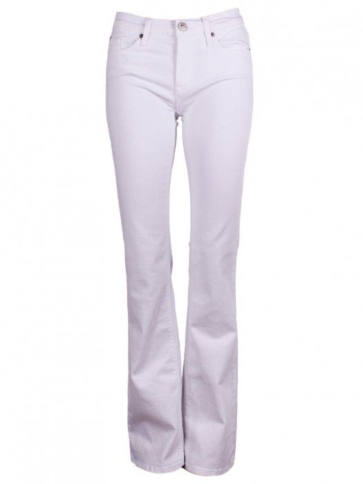 0862c3724cfb Hudson Drew Midrise Bootcut Jean in Optic White | Women's Denim ...