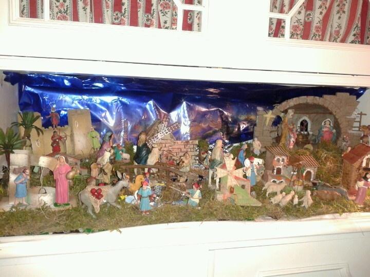 portal de Belen.Navidad 2012