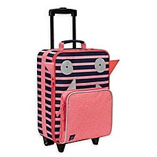 image of Lassig Little Monsters Trolley Suitcase in Mad Mabel