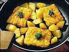 Specialita z rybího filé *
