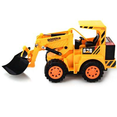 NO.8028 Perfect Performance Simulation Truck Series Remote Controlling Pace Car Toy Set for Kids (Orange) #hats, #watches, #belts, #fashion, #style