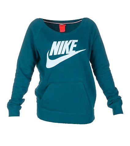 Nike T&F Billboard Crew Women's Sweatshirt