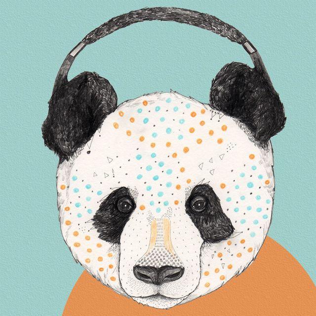Artist Pandamania at Society6