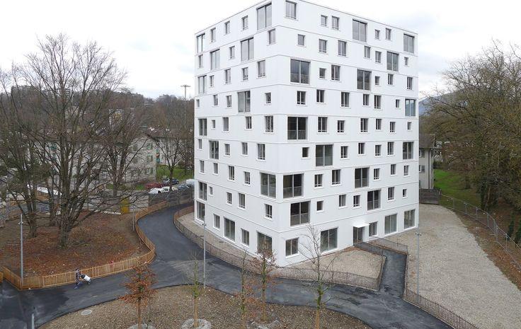 Gallery of La Fontenette Social Housing / frundgallina - 5