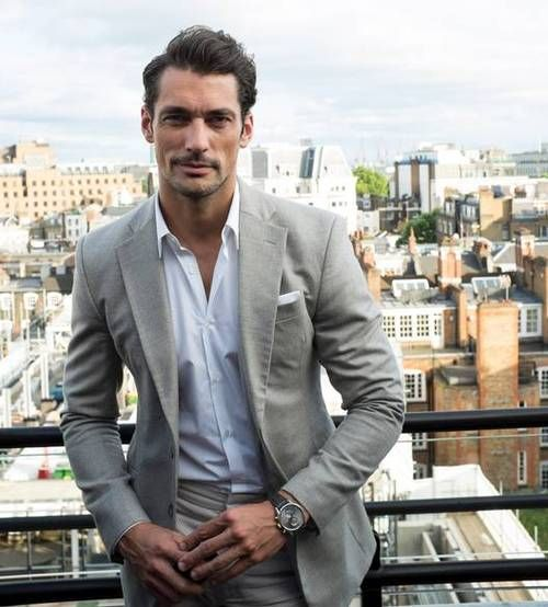 20 best David Gandy Style images on Pinterest | David ...