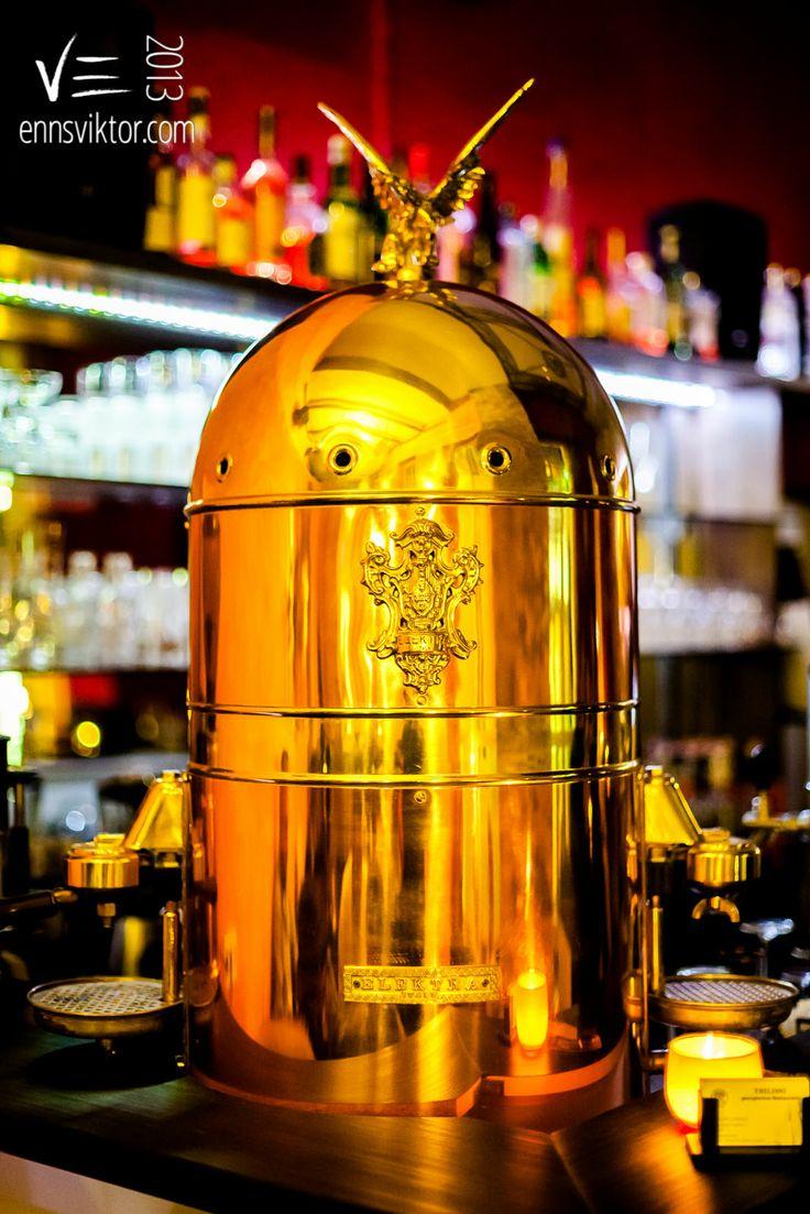 Espresso Maschine, Tbilissi georgisches Restaurant Saarbrücken, Painoabend, Saarstraße 13, 66111 Saarbrücken, Viktor Enns Fotografie 2013