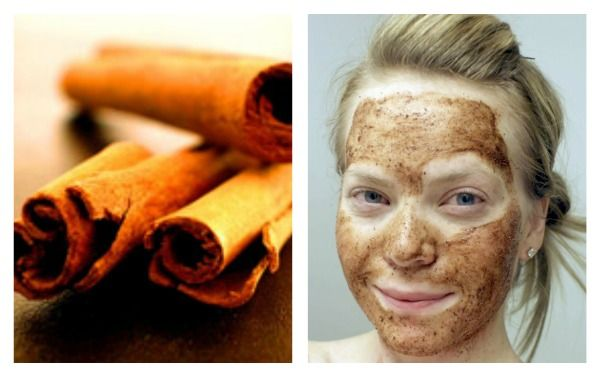 Dr.Oz mentioned this today.. Cinnamon and Nutmeg makes a good face wash, rids wrinkles and dry patches... add honey, leave on 30mins and you've created a mask that fights acne too!