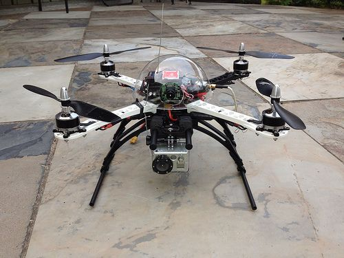 The drone revolution is just beginning