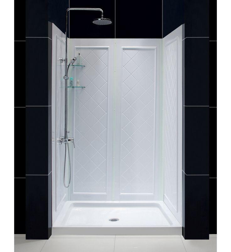 DreamLine SHBW-1450743-01 QWALL-5 Shower Backwall Kit