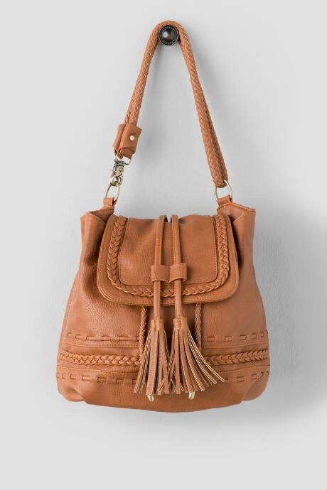 Harmony Hobo Crossbody Bag