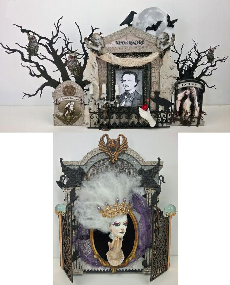 edgar allan poe gothic writter Shop for edgar allan poe gift on etsy writer, author, horror, gothic, the raven, stephen king, cool gift illuminatee edgar allan poe coasters, gothic coaster set, poe coasters, halloween, literary gift, book lover.