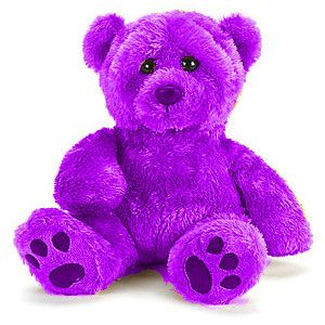 Share a bear in purple for lupus awareness!
