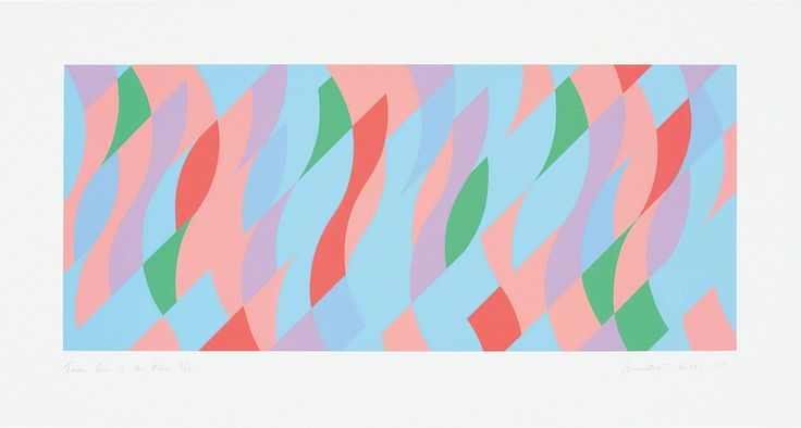 Bridget Riley / From One to the Other, 2005, Sims Reed Gallery