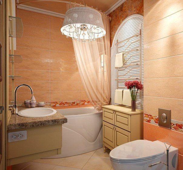 Настоящее доброе утро в прекрасной ванной ☕🌞🍰 Создавайте Ваш индивидуальный дизайн вместе с нами #СантехникаТут👇 #санузел #плитка #сантехника