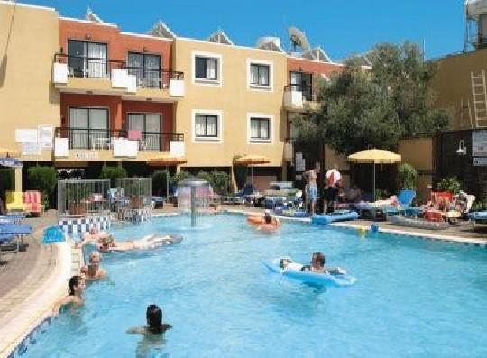 Senator Hotel Apartments Ayia Napa Cyprus