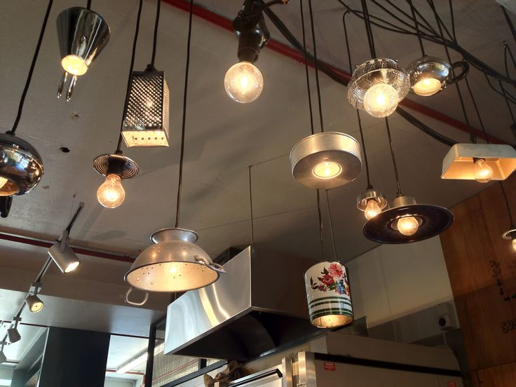 Cool idea for lamps